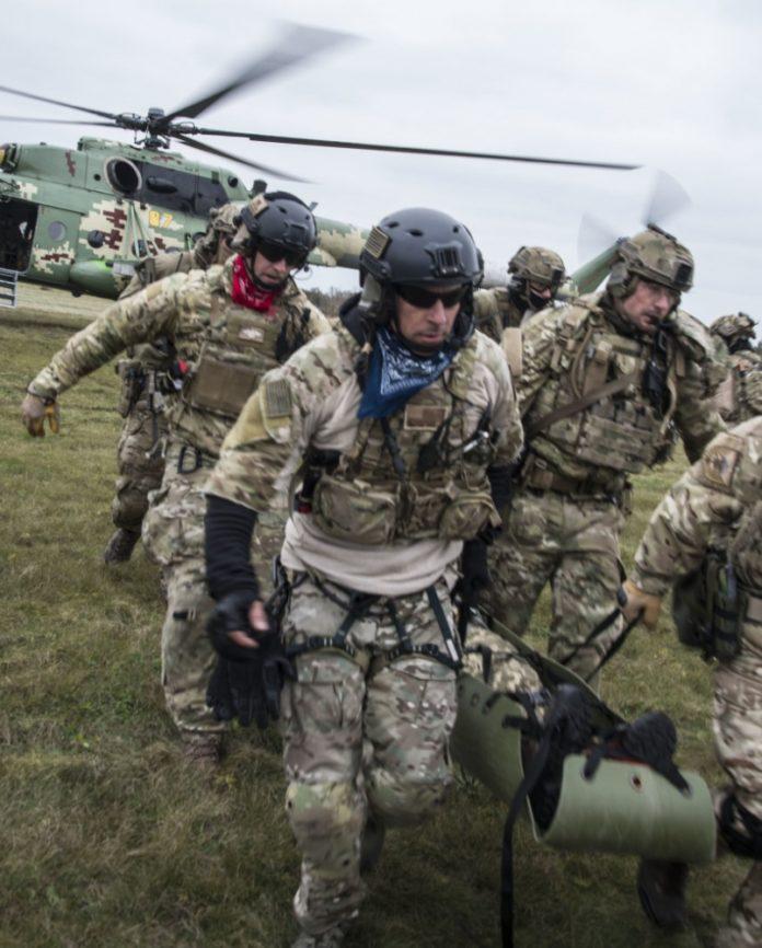 pararescue in ukraine