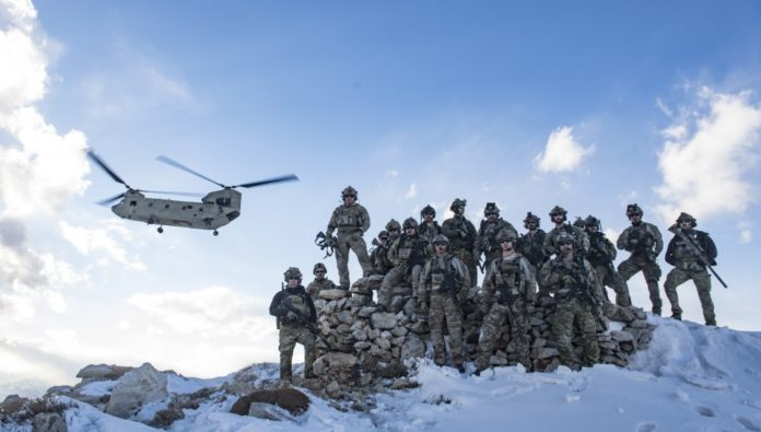 Pararescue Afghanistan