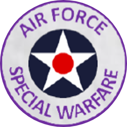 Retraining Information - AF Special Warfare