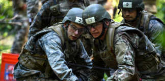 TACP Officer course