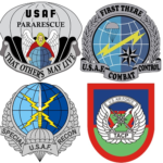 Air Force Special Warfare flashes
