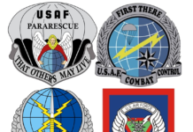 special warfare emblems