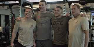Special Warfare UFC Memorial Workout