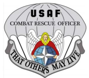 Combat Rescue Officer emblem
