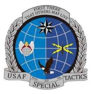 Special Tactics Officer emblem